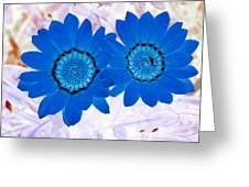 Flower Power 1427 Greeting Card