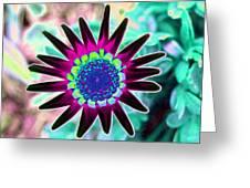 Flower Power 1448 Greeting Card