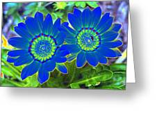 Flower Power 1451 Greeting Card
