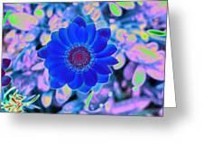 Flower Power 1452 Greeting Card