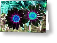 Flower Power 1456 Greeting Card