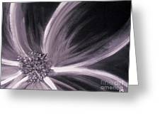 Flower Romance II Greeting Card by LCS Art