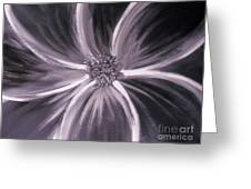 Flower Romance Greeting Card by LCS Art