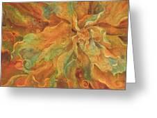 Flower Wild Greeting Card