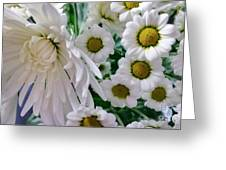 Flowering Together Greeting Card