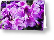 Flowers 2078 Neo Greeting Card