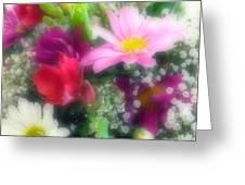 Flowers -3  Greeting Card