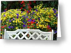 Flowers 53 Greeting Card