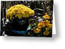 Flowers 537 Greeting Card