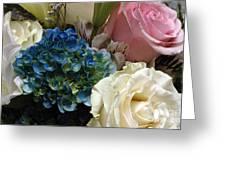 Flowers For Zoe Ellen Greeting Card