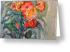 Flowers#1 Greeting Card