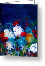 Flowers4 Greeting Card