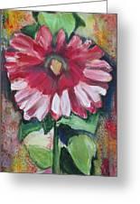 Flowery Days 11 Greeting Card