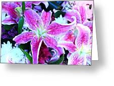 Flowerz2 Greeting Card