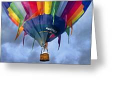 Flyin The Coop II Greeting Card