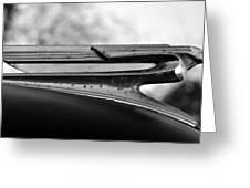Flying Cadillac  Greeting Card