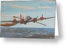 Coming Home - Boeing B-17 Flying Fortress Greeting Card