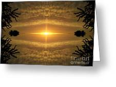 Focus On His Light Greeting Card