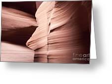 Folded Rock Greeting Card
