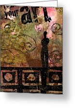 Follow Your Art Greeting Card