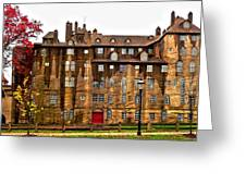 Fonthill Castle - Experimental Greeting Card