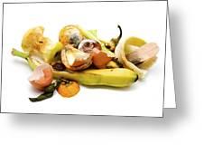 Food Waste Greeting Card