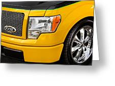 Foose Ford Truck Greeting Card
