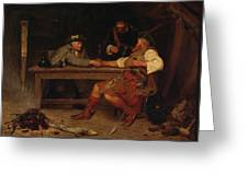 For Better Or Worse - Rob Roy Greeting Card