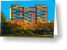 For Lease Greeting Card