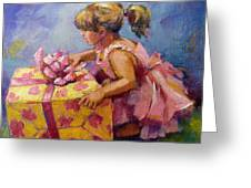 For Me? Greeting Card