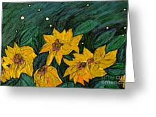 For Vincent By Jrr Greeting Card