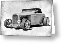 Ford 32 Roadster Greeting Card
