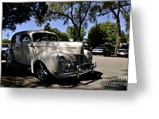 Ford Deluxe Greeting Card