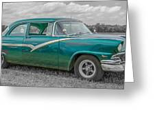 Ford Fairlane  7d05219 Greeting Card