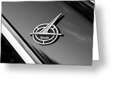 Ford Futura Greeting Card