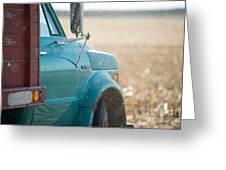 Ford Grain Truck Greeting Card