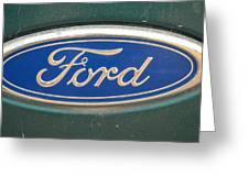 Ford Greeting Card
