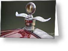 Ford Modell T Ornament Greeting Card