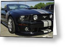 Ford Mustang Roush Greeting Card