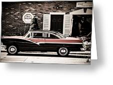 Ford Ventura 2 Greeting Card
