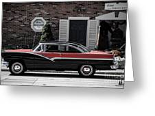 Ford Ventura Greeting Card