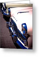 Ford Zephyrs Greeting Card by Phil 'motography' Clark