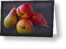 Forelle Pears Greeting Card