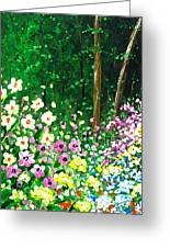Forest Entrance Greeting Card