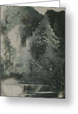 Forest Shore Greeting Card