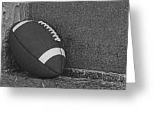 Forgotten Football  Greeting Card