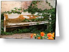 The Forgotten Garden Greeting Card