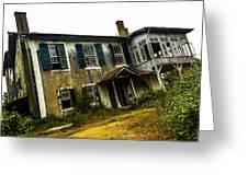 Forgotten House IIi Greeting Card
