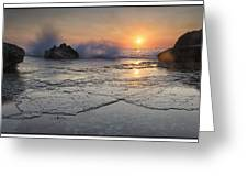 Forresters Sunrise Greeting Card