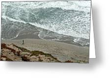 Fort Funston Beach Greeting Card